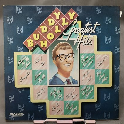 Buddy Holly – Greatest Hits LP