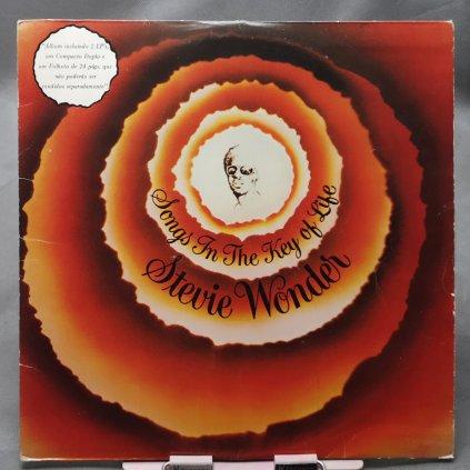Stevie Wonder – Songs In The Key Of Life 2LP + BOOKLET