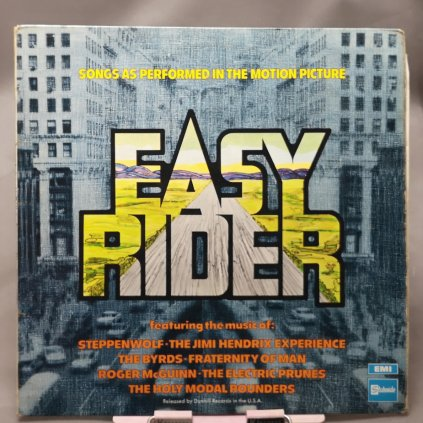 Various Artists – Easy Rider (Songs As Performed In The Motion Picture) LP