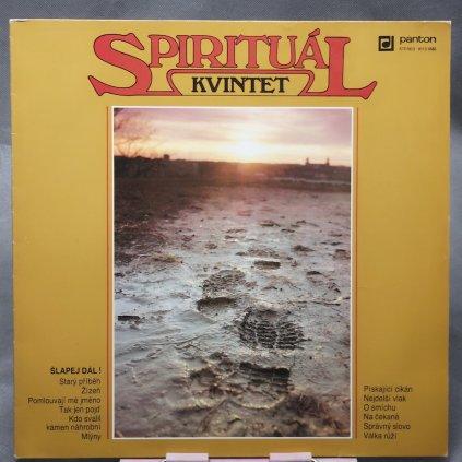 Spirituál Kvintet - Šlapej Dál LP