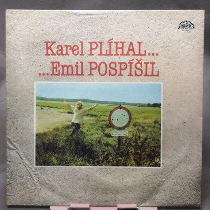Karel Plíhal … Emil Pospíšil – Karel Plíhal… …Emil Pospíšil LP