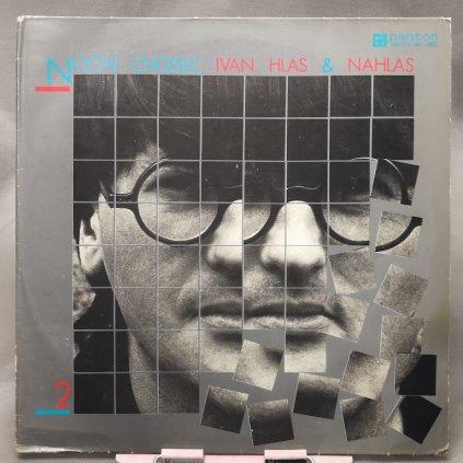 Ivan Hlas & Nahlas – Noční Chodec LP