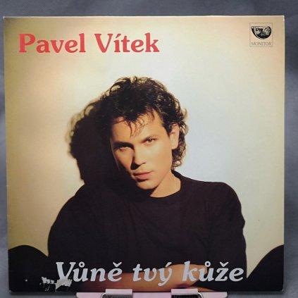 Pavel Vítek – Vůně Tvý Kůže LP
