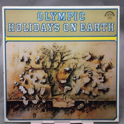Olympic – Holidays On Earth LP