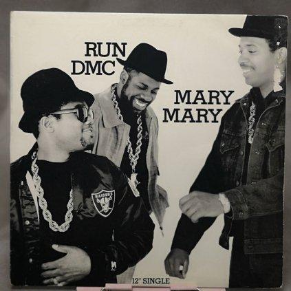 """Run DMC – Mary Mary 12"""""""