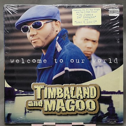 Timbaland & Magoo – Welcome To Our World 2LP