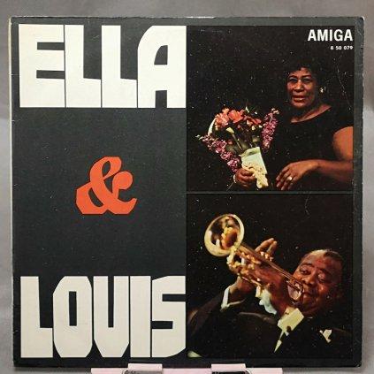 Ella & Louis – Ella & Louis LP