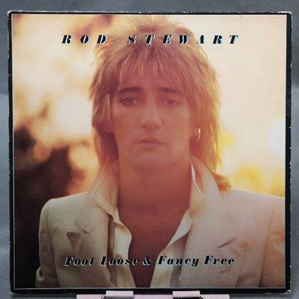 Rod Stewart – Foot Loose & Fancy Free LP