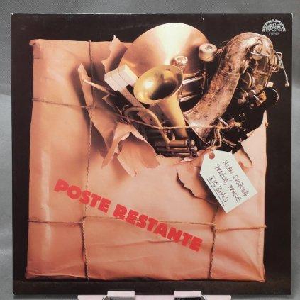 Milan Svoboda, Pražský Big Band – Poste Restante LP