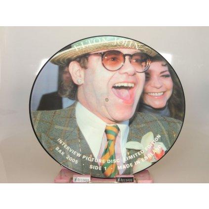 Elton John - Interview Picture Disc