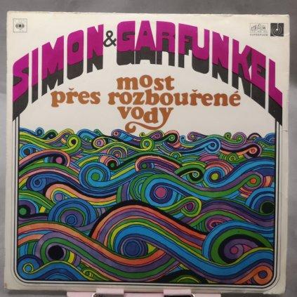 Simon And Garfunkel – Most Přes Rozbouřené Vody LP + příloha