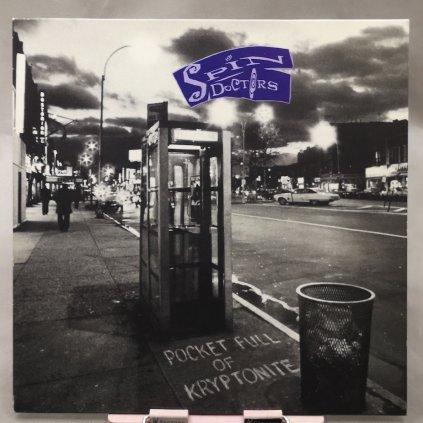 Spin Doctors – Pocket Full Of Kryptonite LP