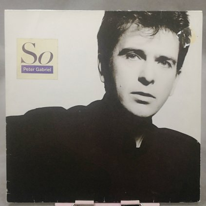Peter Gabriel - So LP