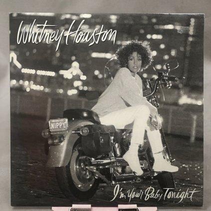 Whitney Houston – I'm Your Baby Tonight LP