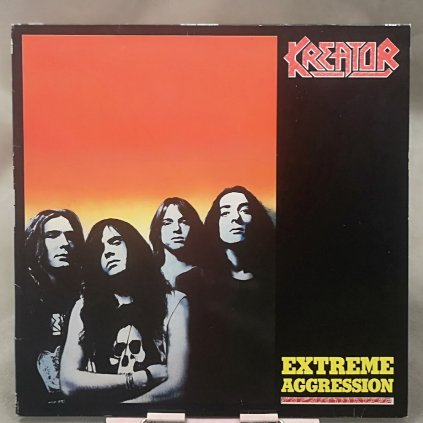 Kreator – Extreme Aggression LP