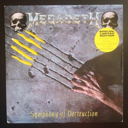 "Megadeth – Symphony Of Destruction 7"" PD"