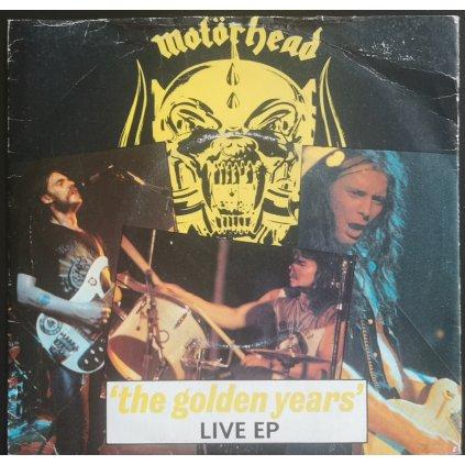 "Motörhead – 'The Golden Years' Live EP 7"""