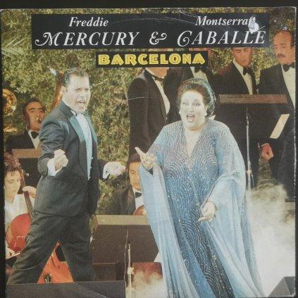 "Freddie Mercury & Montserrat Caballé – Barcelona 7"""