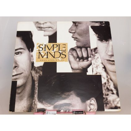 Simple Minds – Once Upon A Time