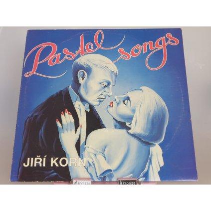 Jiří Korn – Pastel Songs