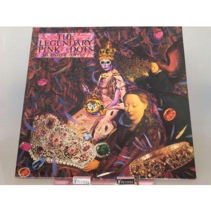 Legendary Pink Dots - Island Of Jewels LP