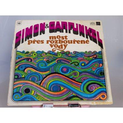Simon And Garfunkel – Most Přes Rozbouřené Vody LP