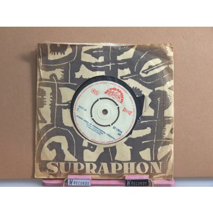 Úvodní Deska Ke Stereofonnímu Poslechu