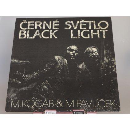 M. Kocáb & M. Pavlíček - Černé Světlo