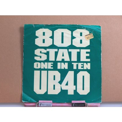 808 State & UB40 – One In Ten