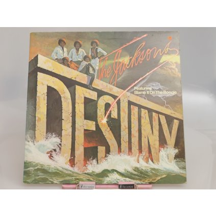 Jacksons, The ‎– Destiny