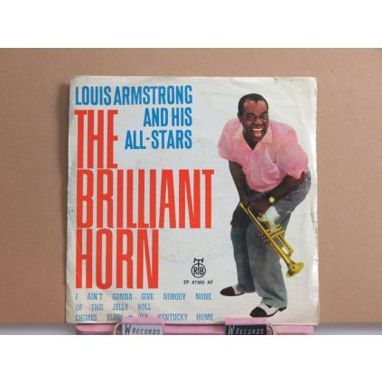 Louis Armstrong And His All-Stars – The Brilliant Horn