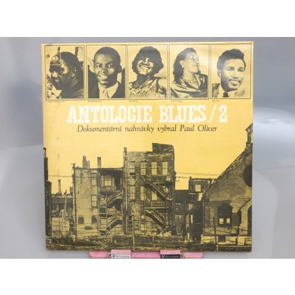 Paul Oliver / Various Artists – Antologie Blues 2