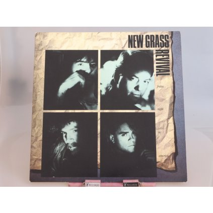 New Grass Revival – Friday Night In America LP