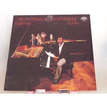 James Williams & Emil Viklický – Together / Spolu