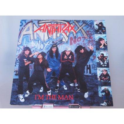 Anthrax – I'm The Man