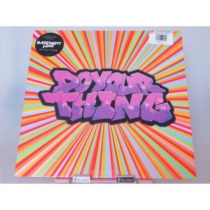 "Basement Jaxx - Do Your Thing (Disc 1) 12"""