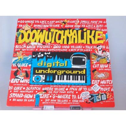 Digital Underground – Doowutchyalike