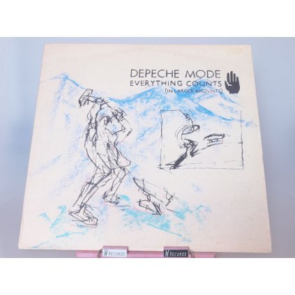 Depeche Mode – Everything Counts (In Larger Amounts)