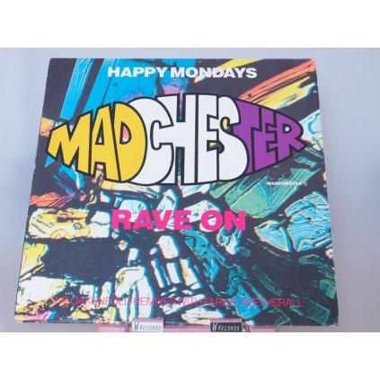 Happy Mondays – Madchester Rave On (Remixes)