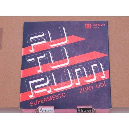 Futurum – Superměsto / Zóny Lidí