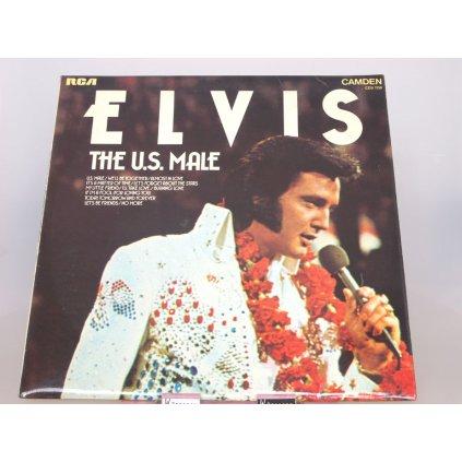 Elvis Presley – The U.S. Male