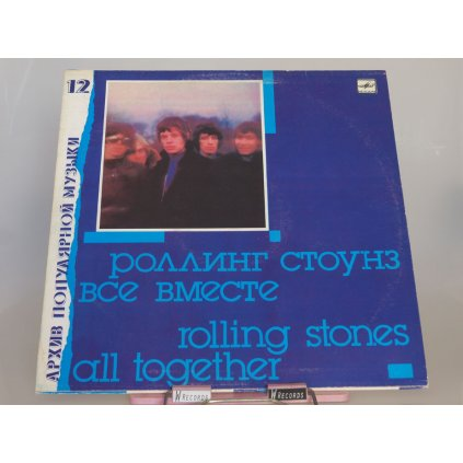 The Rolling Stones – All Together LP