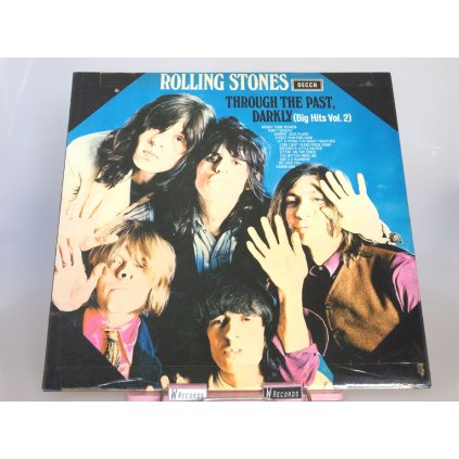 The ‎Rolling Stones – Through The Past, Darkly (Big Hits Vol. 2)