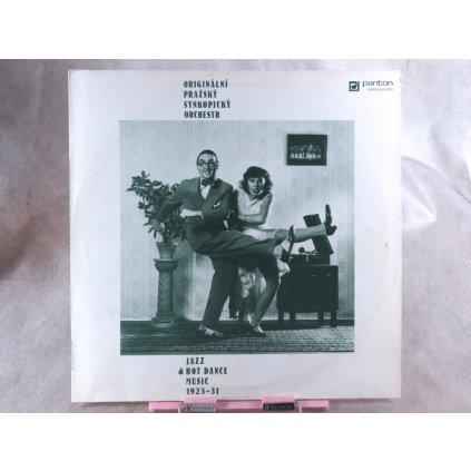 Originální Pražský Synkopický Orchestr – Jazz & Hot Dance Music 1923-31