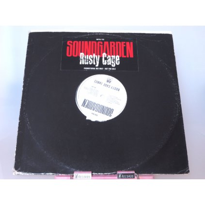 Soundgarden – Rusty Cage