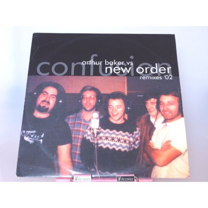 Arthur Baker vs. New Order – Confusion Remixes '02