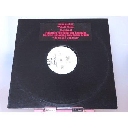 Nonchalant – Take It There (Remixes)