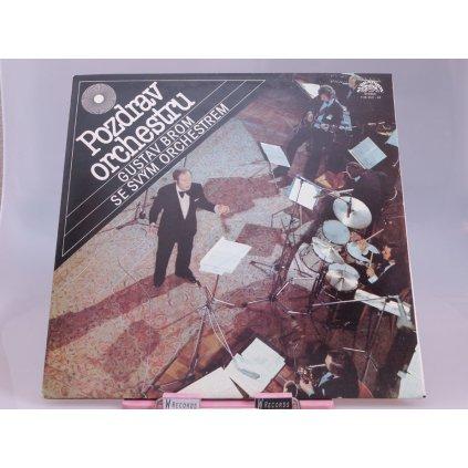 Gustav Brom Se Svým Orchestrem – Pozdrav Orchestru