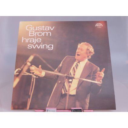 Gustav Brom – Gustav Brom Hraje Swing