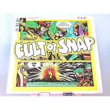 Snap – Cult Of Snap (World Power Mix)